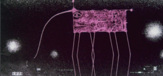 Image : L'araignéléphant, Piotr Kalmer, 1968 © INA et aaa