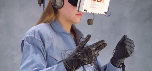 Visuel de la Nasa 1989