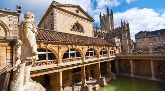 Participation à la conférence annuelle de l'UACES à Bath