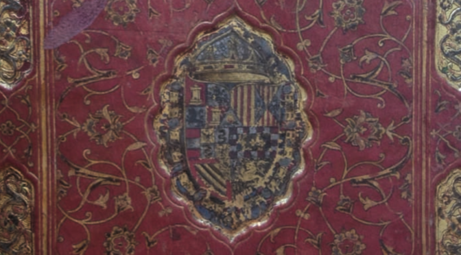 Publication : Nuria de Castilla, « A Binding for Philip II of Spain and its Ottoman Inspiration »