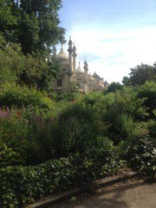 Brighton, Royal Pavilon, eigenes Foto
