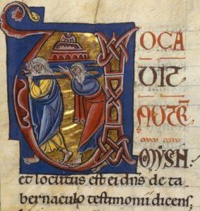 Paris, BnF, latin 58, f. 88
