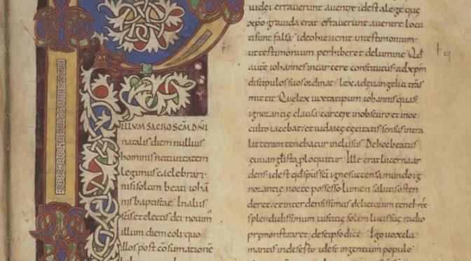 Splendeurs romanes de Moissac, France-Angleterre 700-1200