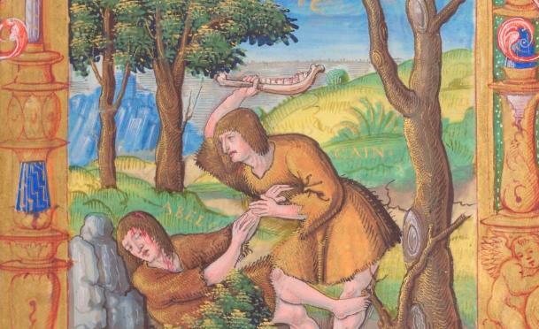 Caïn et Abel ou le combat entre les Vices et les Vertus