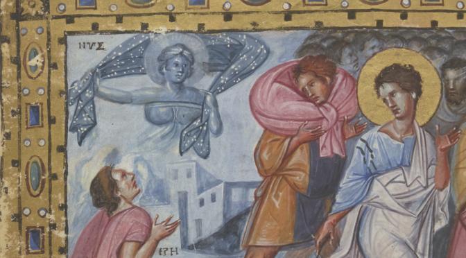 Le Psautier de Paris : un chef-d'œuvre de la 'renaissance macédonienne'