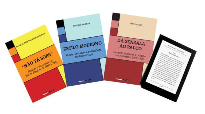 [ARTIGO] Livros digitais: potencialidades e desafios para as Ciências Humanas