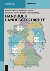 Cover Handbuch Landesgeschichte