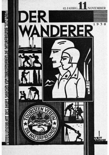 Zeitschrift Der Wanderer, 1930