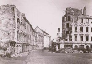 Große Meißner Straße, 1949