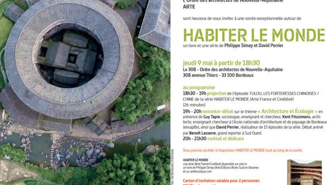 pave à la rencontre «Habiter le monde» – architecture et écologie  | 308 | 7 mai 2019