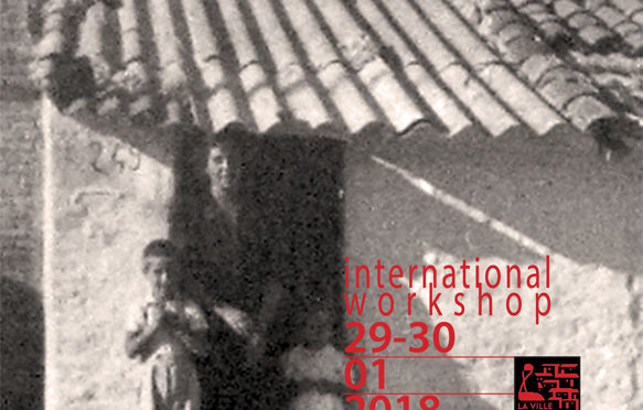 International workshop: Counting shacks and their inhabitants / Atelier international : Dénombrer les baraques, recenser leurs habitants