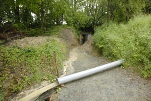 drainage des eaux de ruissellement