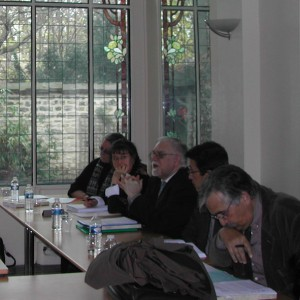 Le jury était composé de Nicole Pigeot, Michel Barbazza, Margaret Conkey, Carole Fritz, César Gonzalez Sainz et Georges Sauvet.