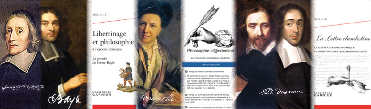 Philosophie clandestine