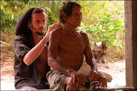 guyane, mission sante en pays amerindien  01