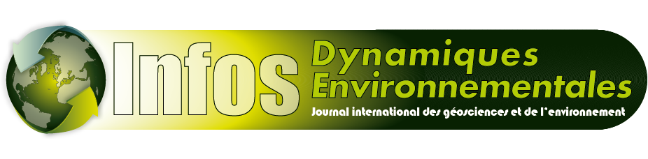 Dynamiques Environnementales Info