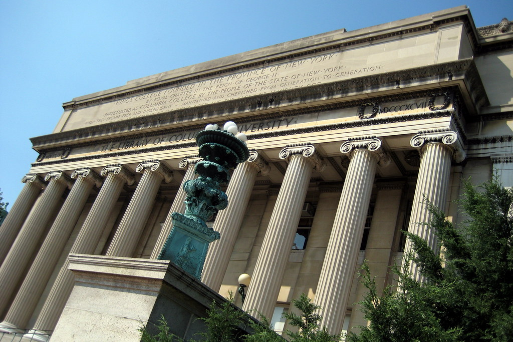 NYC - Columbia University - Low Memorial Library, NY, USA,August 4, 2007 | © Courtesy of Wally Gobetz/Flickr.
