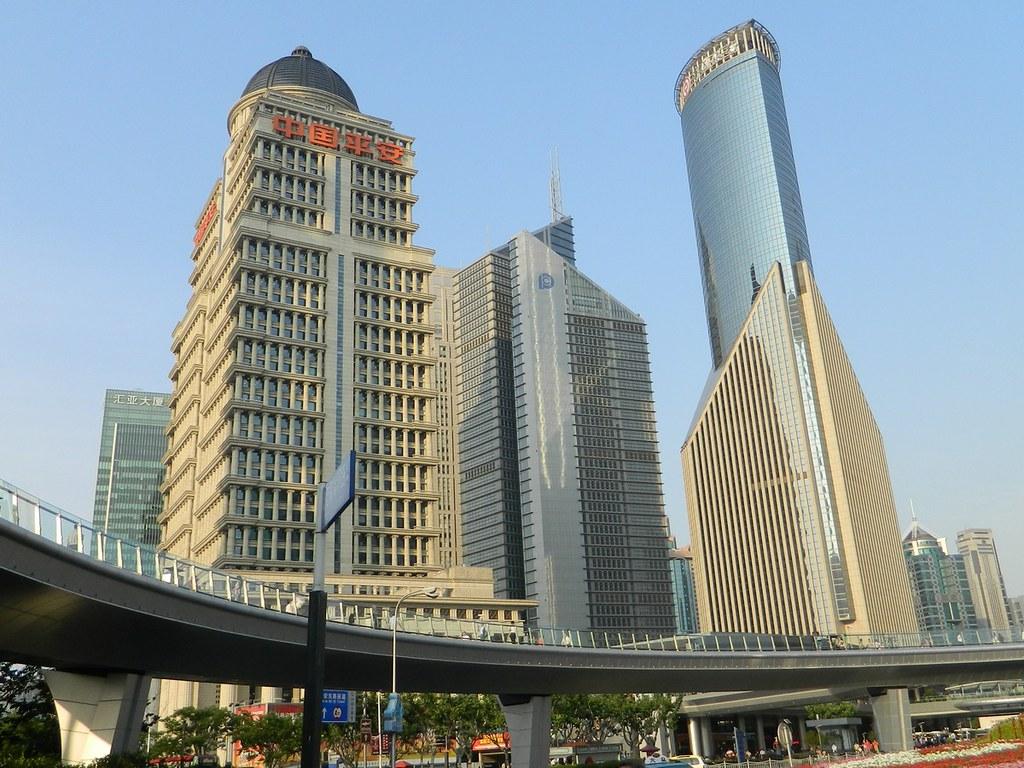 Shanghai, Pudong New Area, May 17, 2012   © Courtesy of Allan Watt/Flickr.