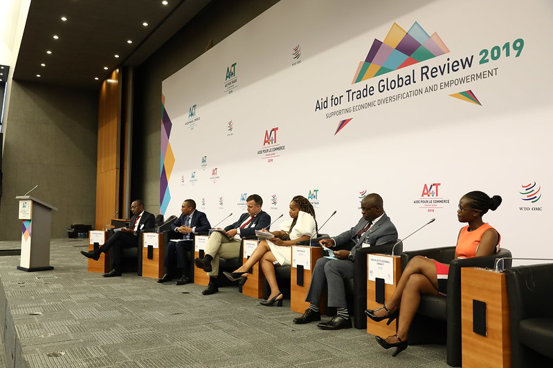 Aid for Trade Global Review 2019, July 3, 2019 | © Courtesy of World Trade Organization/Flickr.