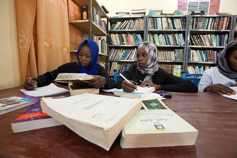University of El Geneina, West Darfur, November 12, 2012 | © Courtesy of Albert González Farran/UNAMID/Flickr.