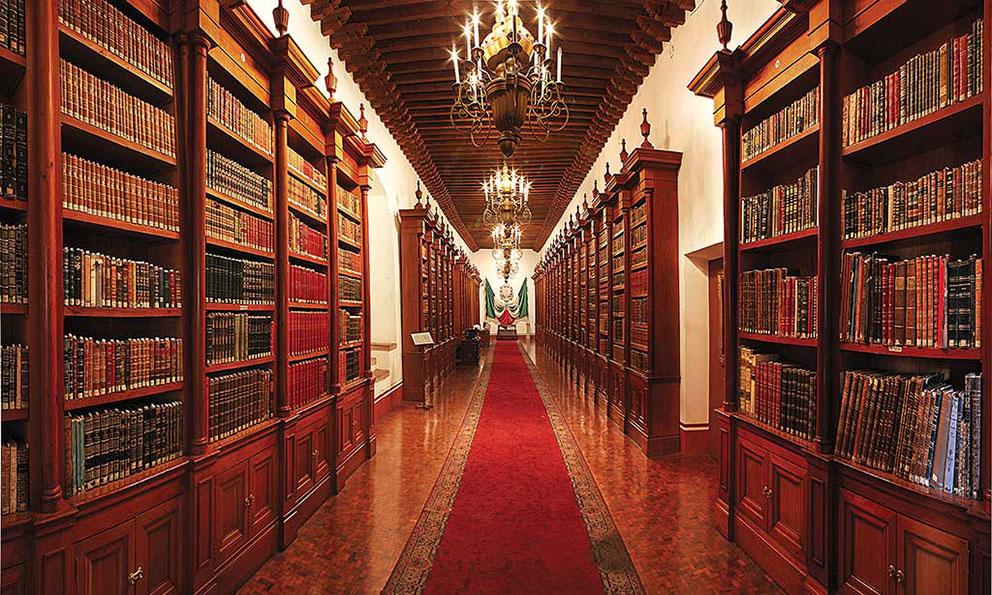 Bibliothèque de Zacatecas