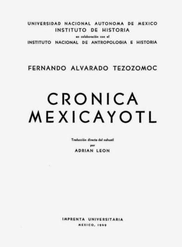 Crónica Mexicayotl