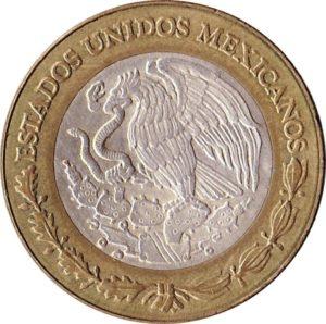 Avers 10 nuevos pesos