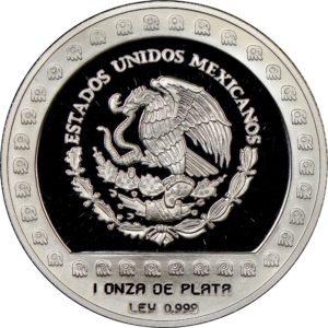 Avers 100 pesos 1992