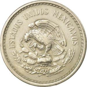 Avers 10 centavos 1940
