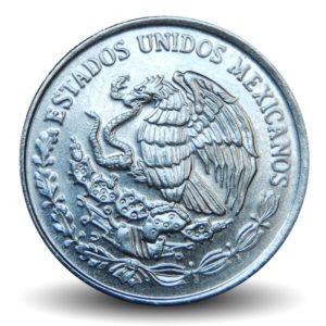 Avers 5 centavos