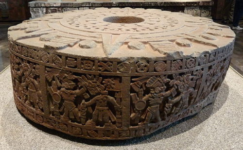 Piedra de Moctezuma
