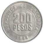Revers 200 pesos