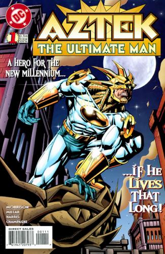 Aztek : The Ultimate Man. 1 : A Town Called Vanity