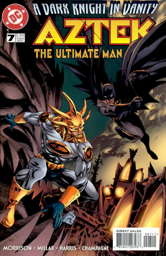 Aztek : The Ultimate Man. 7 : Hey Diddle Diddle: The Japed and the Japer