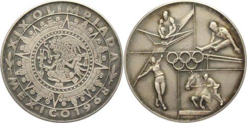 XIX Olimpiada Mexico 1968
