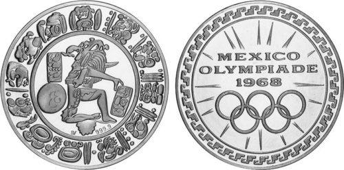 Mexiko Olympiade 1968