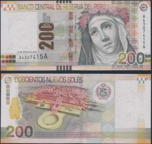 200 soles 2009