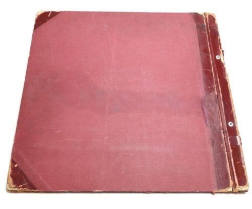 Códice Borbonico : 4e de couv.