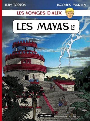 Les Mayas. 2