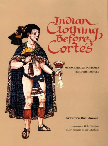 Indian clothing before Cortés