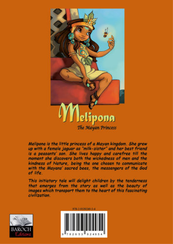 Melipona : 4e de couv.