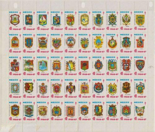 Escudos de estados y ciudades