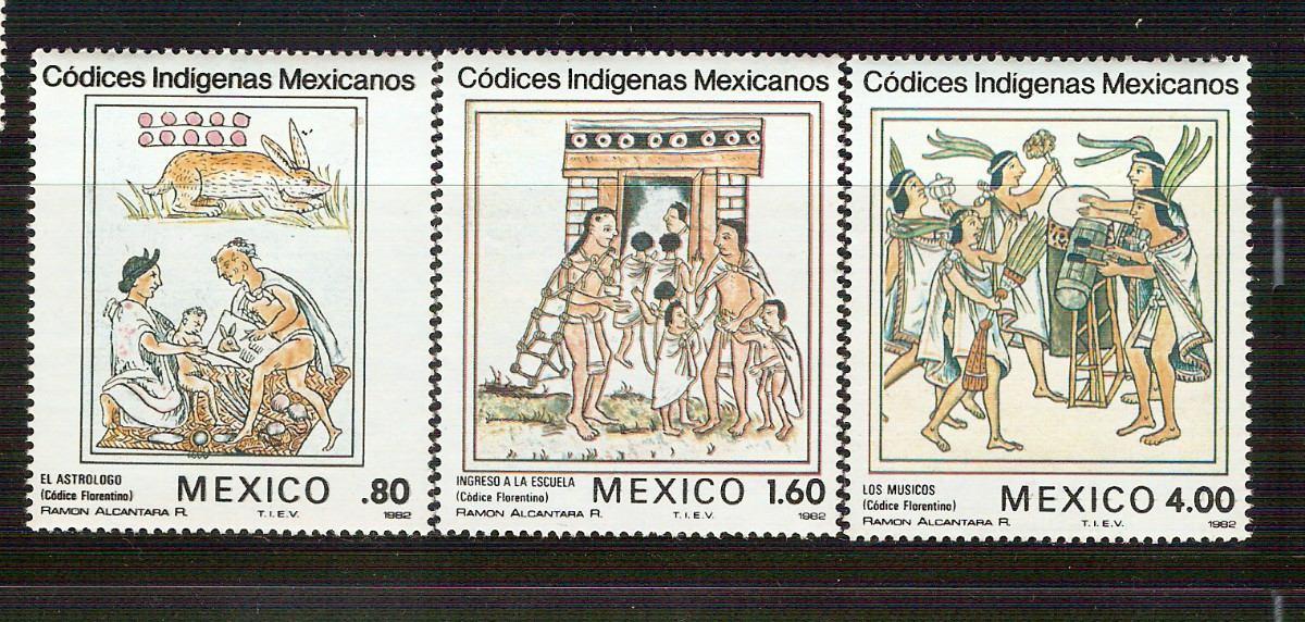 Códices Indigenas Mexicanos