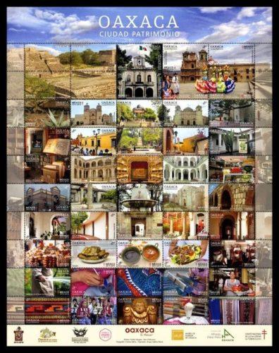 Oaxaca, Ciudad patrimonio, 1er prix 2014
