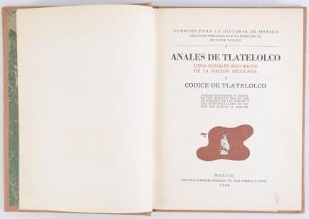 Anales de Tlatelolco