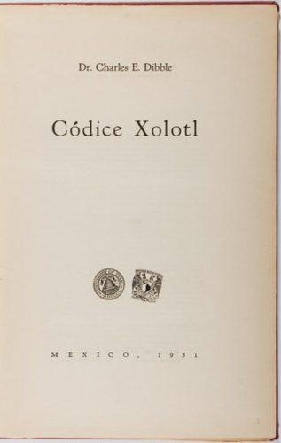 Códice Xolotl