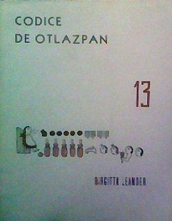 Códice de Otlazpan : acompañado de un facsímile del Códice