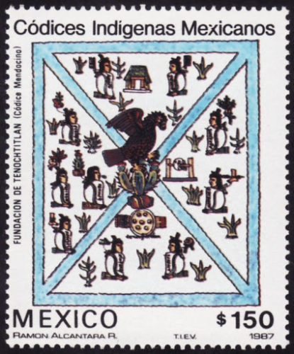 Fundation de Tenochtitlan
