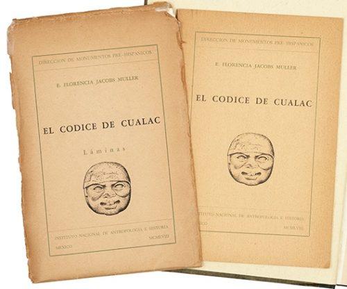 El Codice de Cualac : 2 vol.