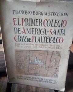 El primer colegio de América : couv.